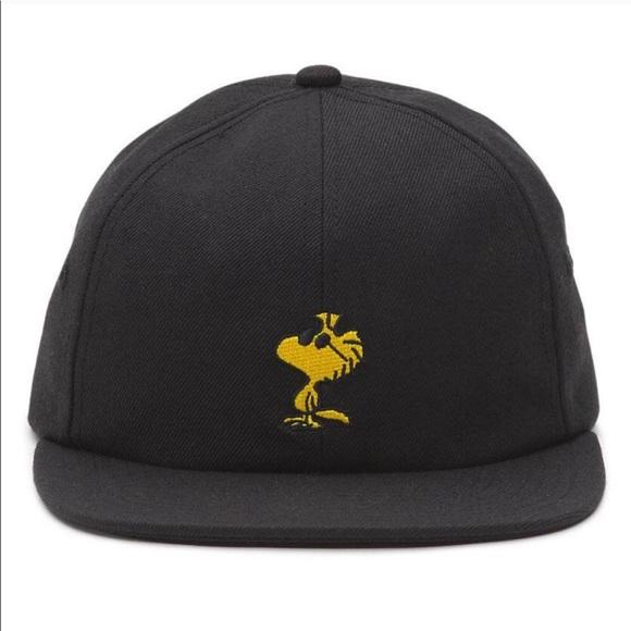 Vans x Peanuts Woodstock SnapBack Hat fcbbbb705a2